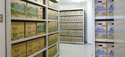 防災備蓄倉庫の確保